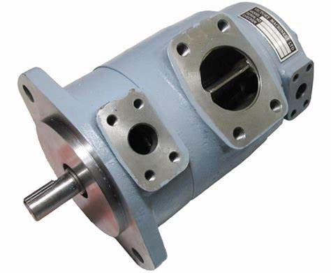 Parker double pump T6CC for engineering machine