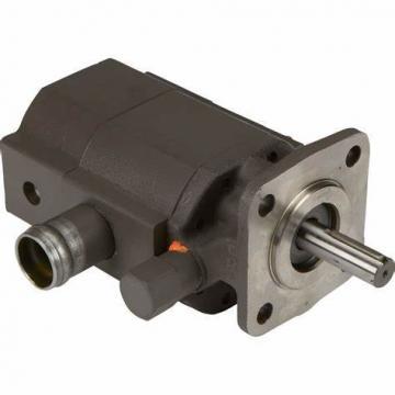 Parker piston pumps as variable displacement piston pump in pumps